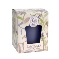 Lavender Candle Cube