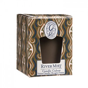 River Mist Candle Cube