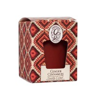 Ginger Cinnamon Candle Cube