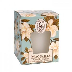Magnolia Candle Cube