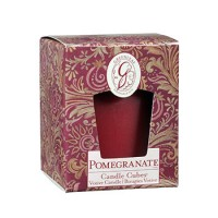 Pomegranate Candle Cube
