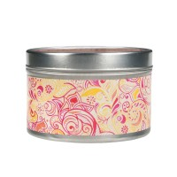 First Blush Candle Tin