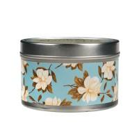Magnolia Candle Tin